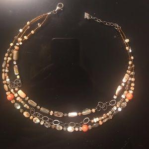 Silpada Fiesta fun necklace EUC!!